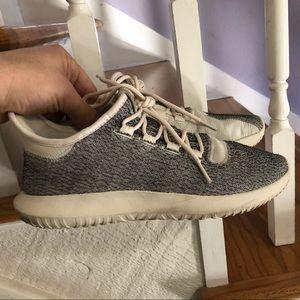 Used Women's Adidas Tubular workout/ running shoes